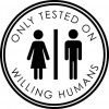 humanstested