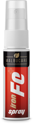 Malbucare FE+Iron spray 15 ml